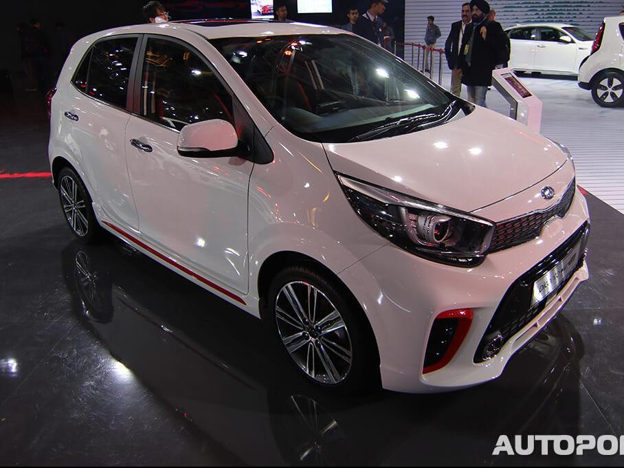 KIA Picanto Price, Launch Date in India, Review, Images