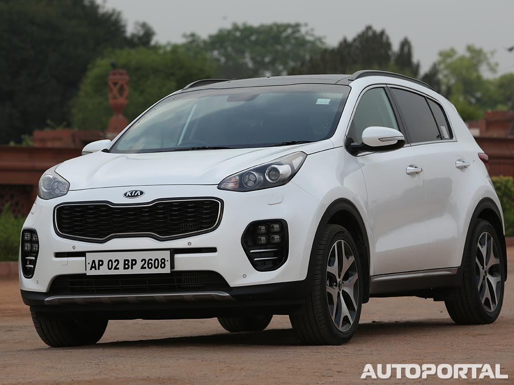 KIA Sportage Price, Launch Date in India, Images, Interior ...