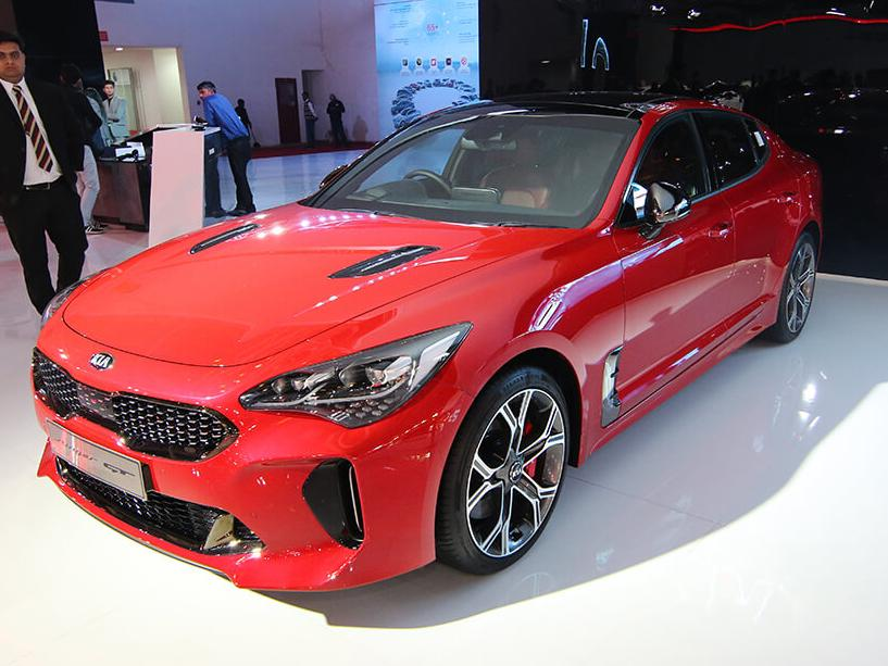 All Out Diesel >> KIA Stinger GT Price, Launch Date in India, Review, Images & Interior | AutoPortal.com