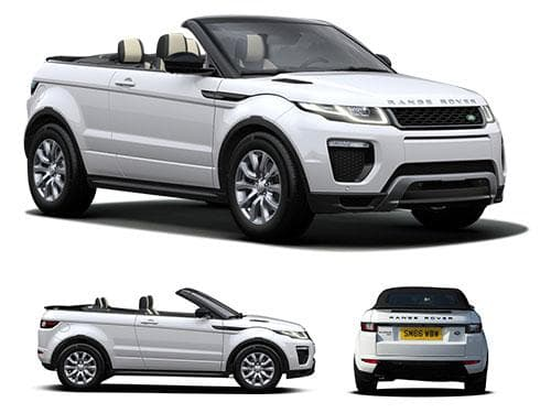 Land Rover Range Rover Evoque Convertible Price In India Images
