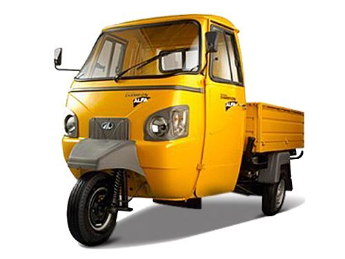 Mahindra Alfa Load Plus Price in India, Specifications ...