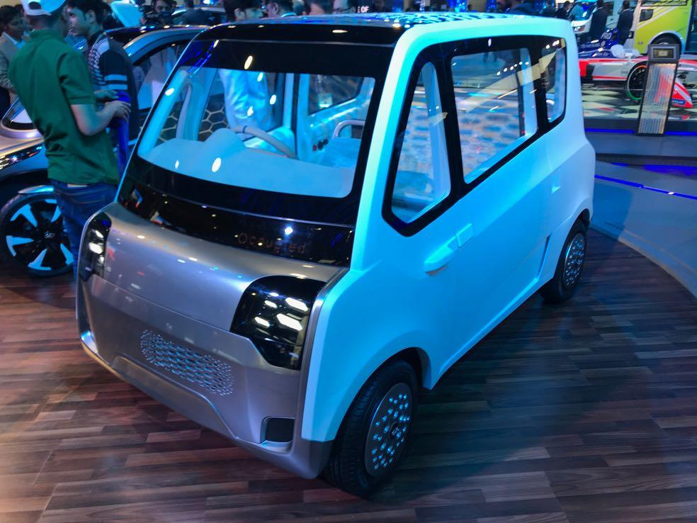 Mahindra Atom Electric Price In India Images Specs
