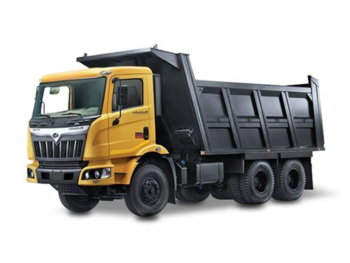 Mahindra Blazo 31 8x2 Tipper Price in India, Photos, Specifications & Features | AutoPortal.com