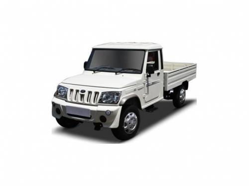 Mahindra Bolero Maxi Truck Plus Price In India Photos