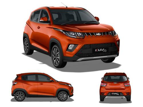 Mahindra Kuv100 Nxt Price In India Avail October Offers