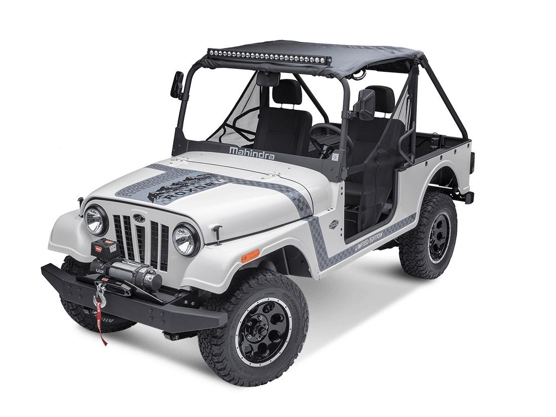 Mahindra Roxor Price Launch Date In India Review Images