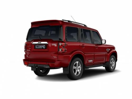 Mahindra Scorpio Price In India Avail November Offers