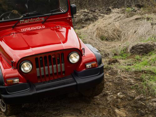 Mahindra Thar 4WD PS (Diesel) Price in India, Images