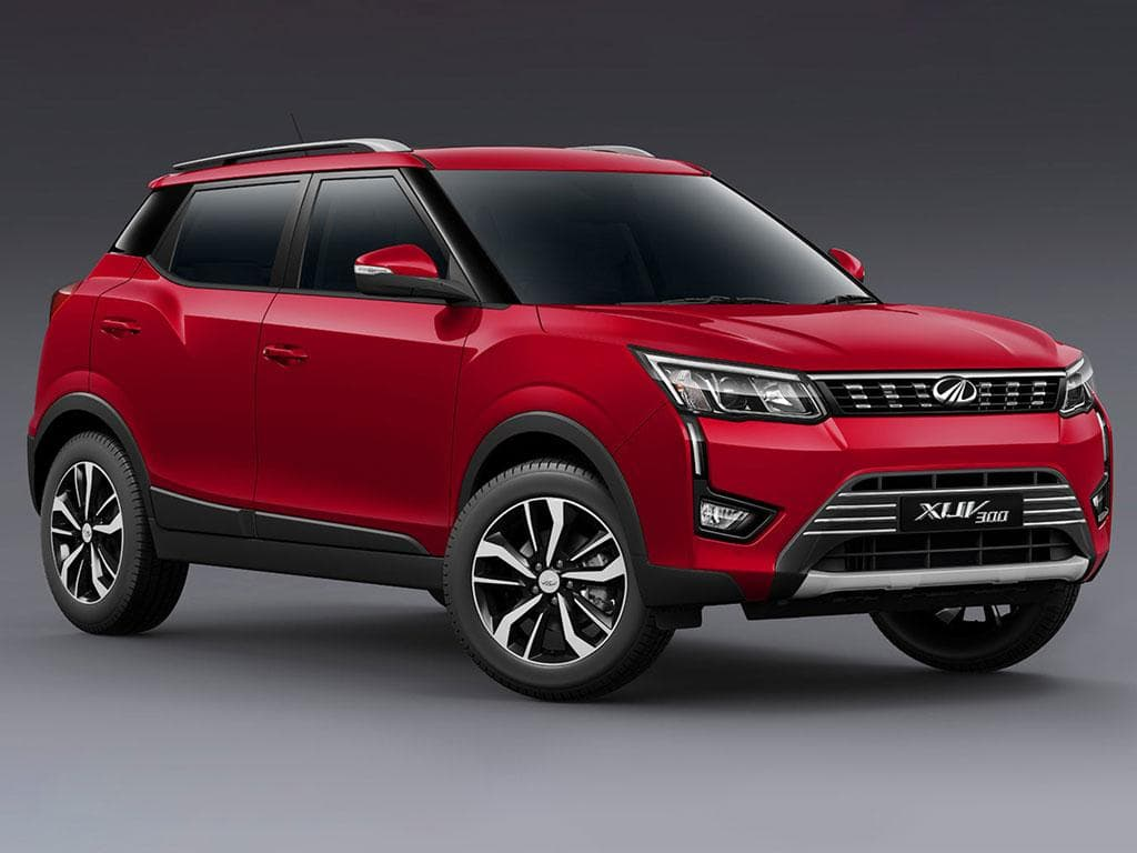 2019 Mahindra Xuv300 Price In India Images Mileage