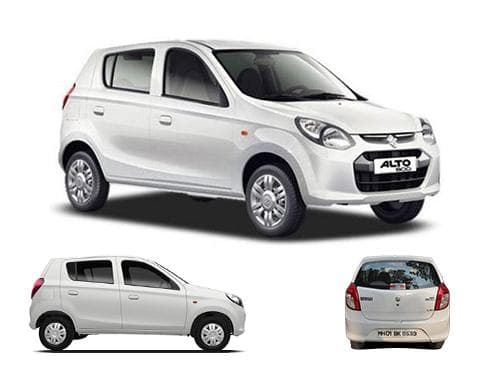 Maruti Suzuki Alto 800 Tour Price in India, Images, Specs ...