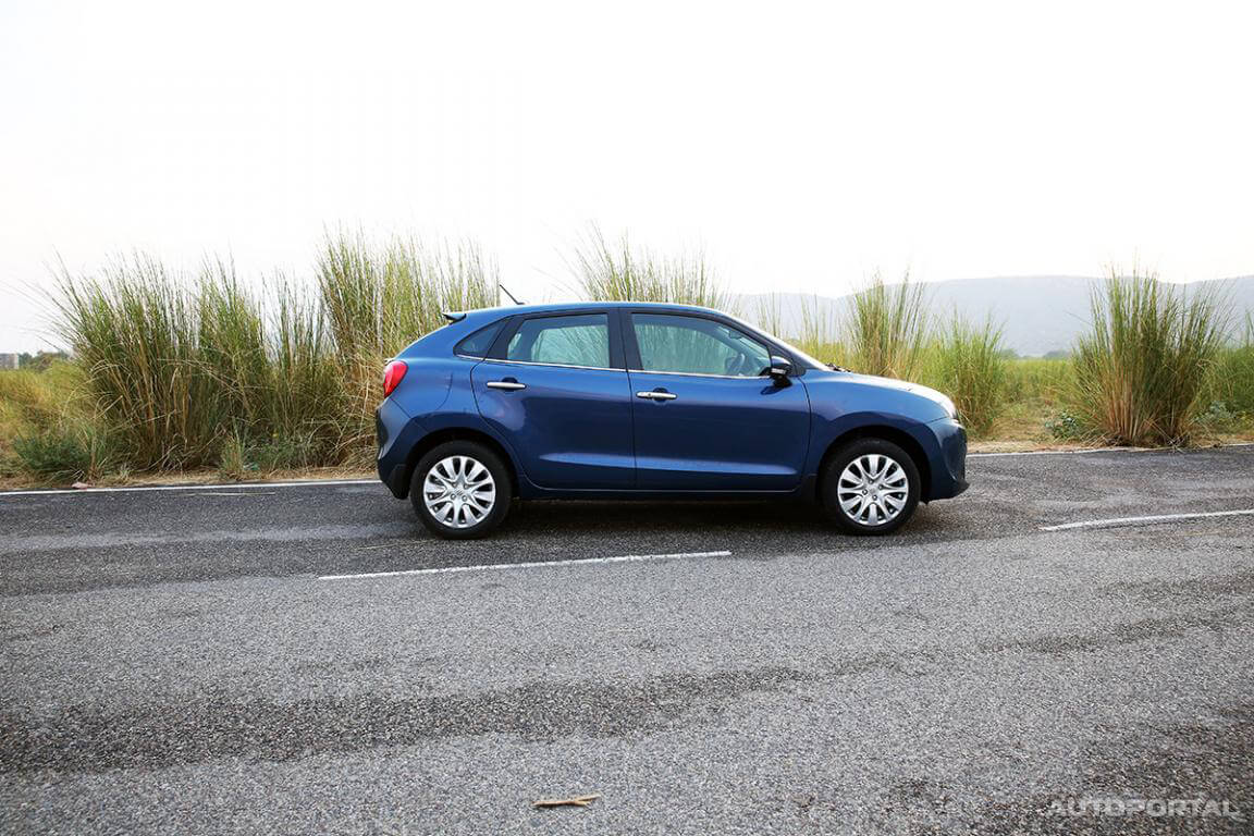 Maruti Suzuki Baleno Overview - Photo