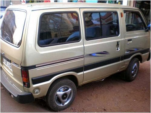 Maruti Suzuki Omni - Price in India(Avail August Offers)-Reviews
