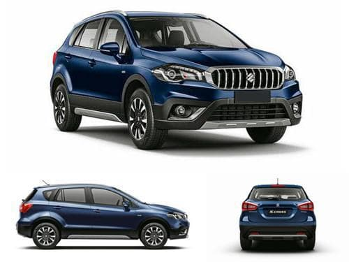 Maruti Suzuki S-Cross - Price in India(Avail August Offers)-Reviews