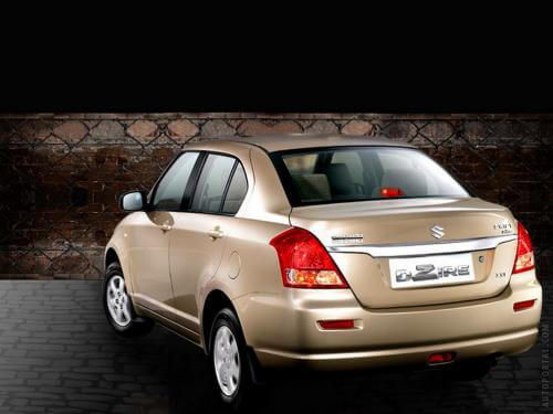Maruti Suzuki Swift Dzire Tour Interior And Exterior Photos