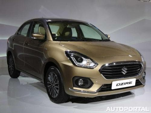 Maruti Suzuki Dzire Price In India Avail March Offers