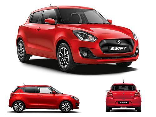 Maruti Suzuki Swift Hybrid Images Swift Hybrid Interior