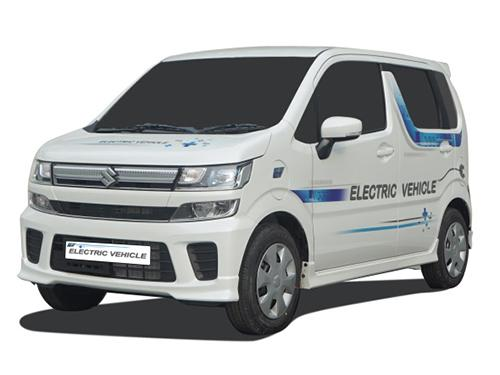 Maruti Suzuki Wagon R Ev Price Launch Date In India Images