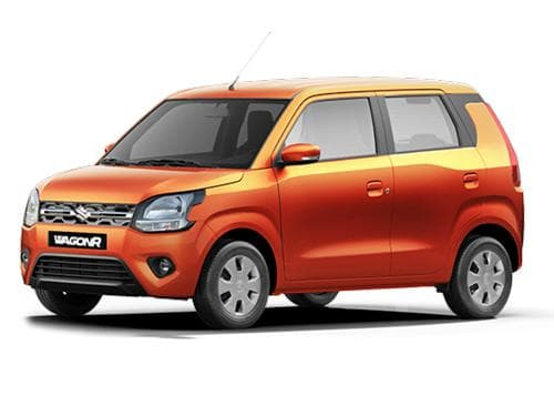 Maruti Suzuki Wagon R LXi CNG (CNG) Price in India, Images