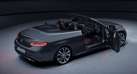 Mercedes Benz C Class Cabriolet What Do We Think About