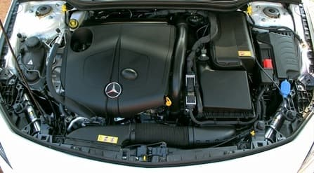 Mercedes-Benz CLA-Class Engine & Transmission