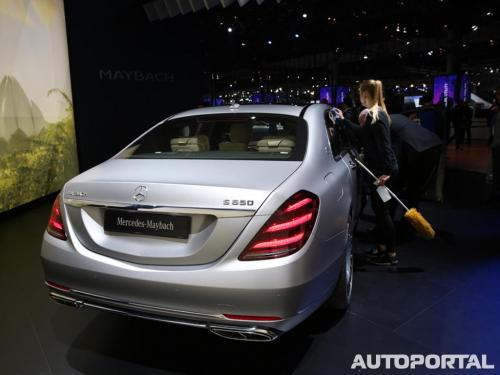 Mercedes Benz Maybach S650 Petrol Price In India Images