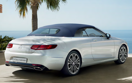 Mercedes Benz S-Class Cabriolet What do we think about