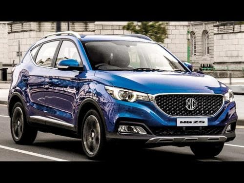 MG ZS Price, Launch Date in India, Images, Interior