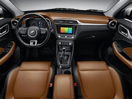Image result for images of MG ZS EV interior