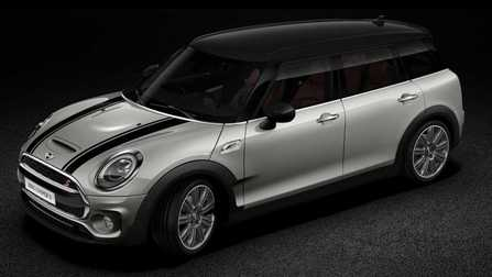 Mini Clubman Overview