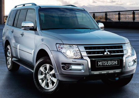 Mitsubishi Montero Price in India, Images, Specs, Mileage ...