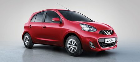 Nissan Micra Overview