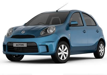 Nissan Micra Active Overview