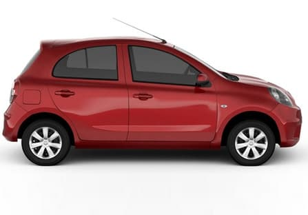 Nissan Micra Active Overview - Photo