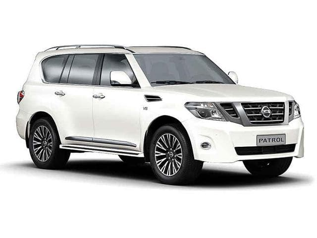 Nissan Patrol Price, Launch Date in India, Review, Images ...