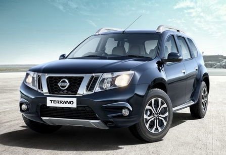 Nissan Terrano Overview