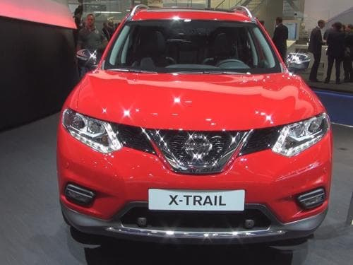 Nissan X Trail Hybrid Price Launch Date In India Images