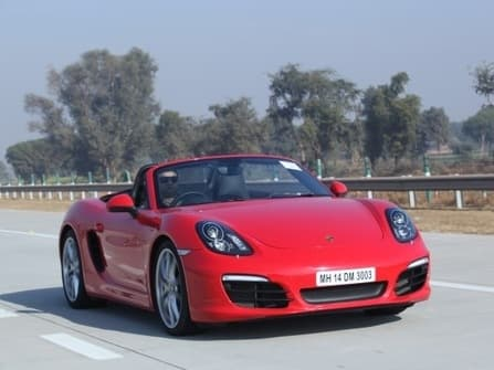 Porsche Boxster Performance and Handling/><br />