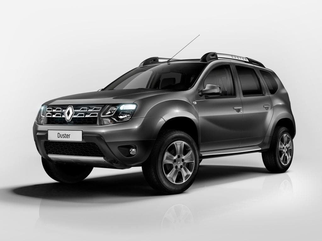 Renault Duster 7 Seater