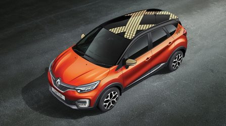 Renault Captur Overview