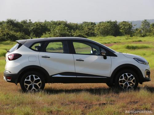 Renault Captur Price In India Images Specs Mileage