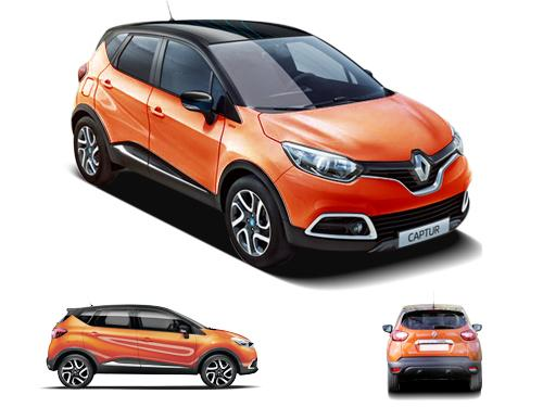 renault captur rxl diesel diesel price in india images mileage reviews. Black Bedroom Furniture Sets. Home Design Ideas