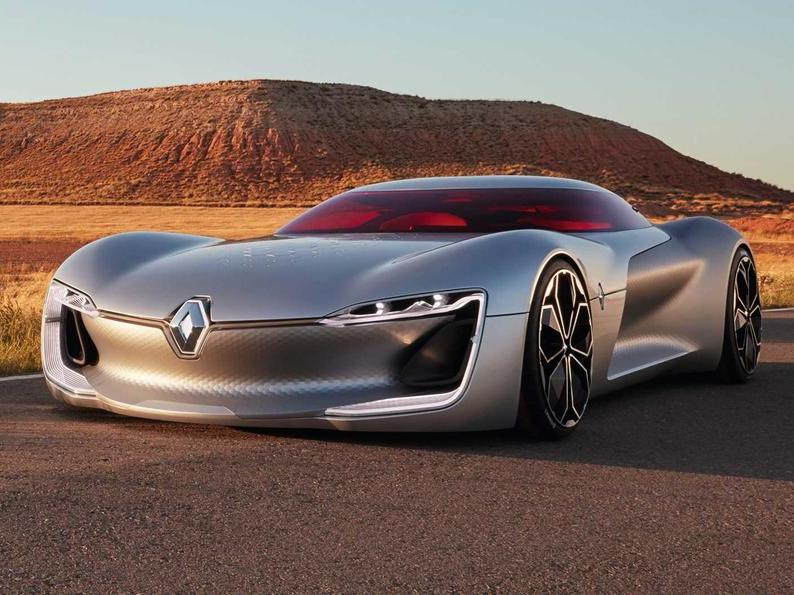 Used Car Loan >> Renault Trezor Concept Price in India, Images, Specs, Mileage | AutoPortal.com