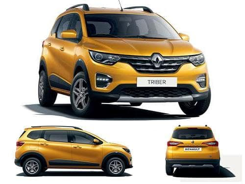 Renault Triber Price In India Images Mileage Features Review Colours Variants Autoportal