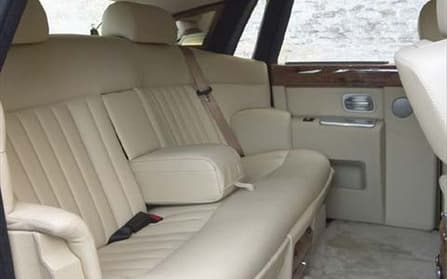 Rolls-Royace Phantom Coupe Interior - Photo