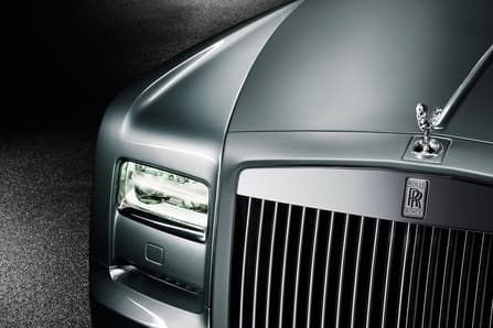 Rolls-Royace Phantom Coupe Exterior - Photo
