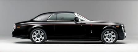 Rolls-Royace Phantom Coupe Overview - Photo