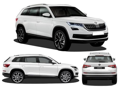 skoda kodiaq price in india images specs mileage. Black Bedroom Furniture Sets. Home Design Ideas