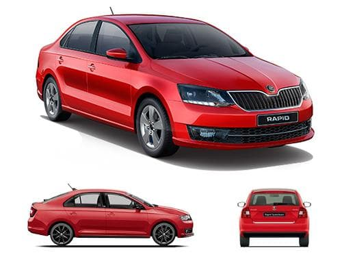 Skoda Rapid Car Price In India Avail June Offers