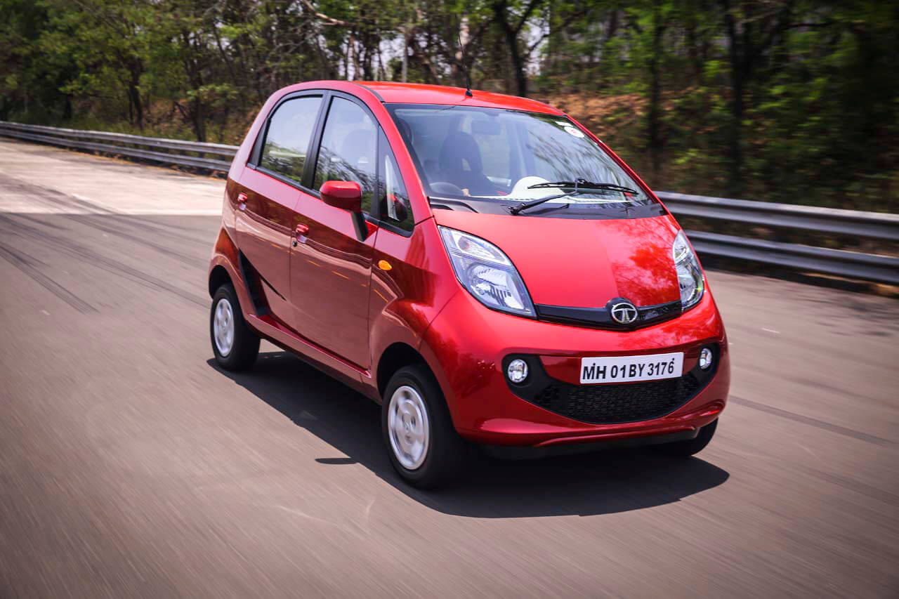 Tata Nano Genx Braking and Safety