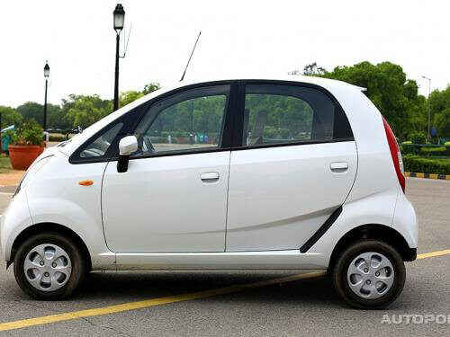 Tata Nano Genx Price In India Images Specs Mileage